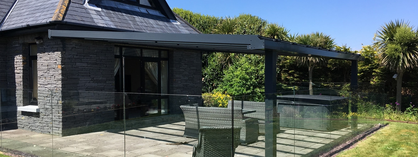 Custom Canopies | Bespoke & Fully Installed‎ Outdoor ... on Bespoke Outdoor Living id=79375